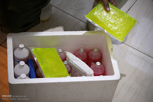 واکسیناسیون تب برفکی دام در سنندج