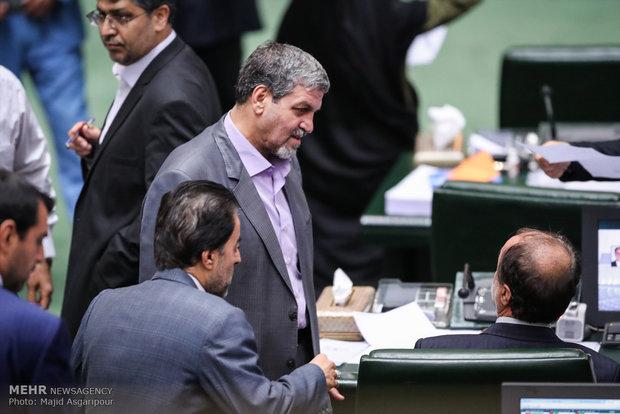 Larijani's re-election