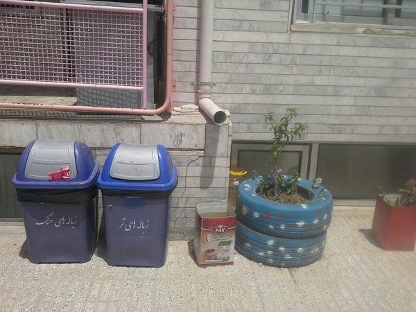 قرار سبز مدیریت آب باران