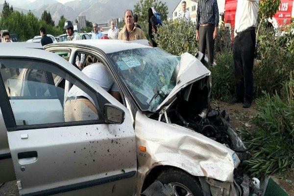 حادثه مرگبار رانندگی در محور هریس- تبریز
