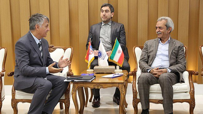 Tehran, Belgrade discuss expansion of economic ties ...