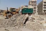 ۸۰ تن زباله از اطراف شهرک گاوداران زاهدان جمعآوری شد