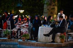 مہر نیوز اور تہران ٹائمز کی طرف سے افطار کا اہتمام