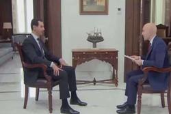 بشار الأسد: ليس هناك قوات ايرانية في سوريا