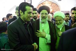 سفر حجت الاسلام سید ابراهیم رئیسی تولیت آستان قدس رضوی به بجنورد