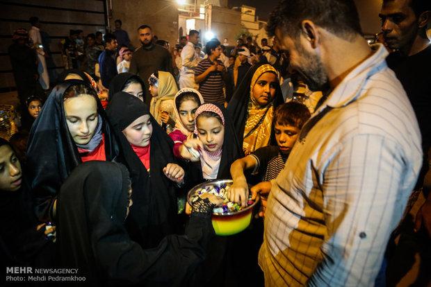 İran'daki Ramazan ayı geleneklerinden kareler