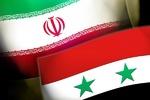 توافق ایران و سوریه بر تشکیل کمیته راهبردی دو کشور طی دو هفته آتی
