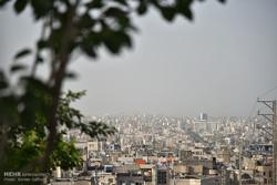 هوای اراک در وضعیت ناسالم برای گروه های حساس قرار گرفت