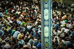 سفرة رمضانية في مرقد السيدة معصومه (س)  في قم /صور