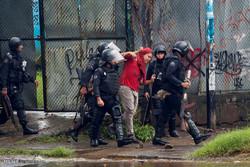یک ماه اعتراض ضد دولتی در نیکاراگوئه