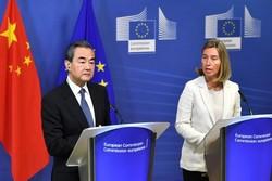 EU, China vow to uphold JCPOA