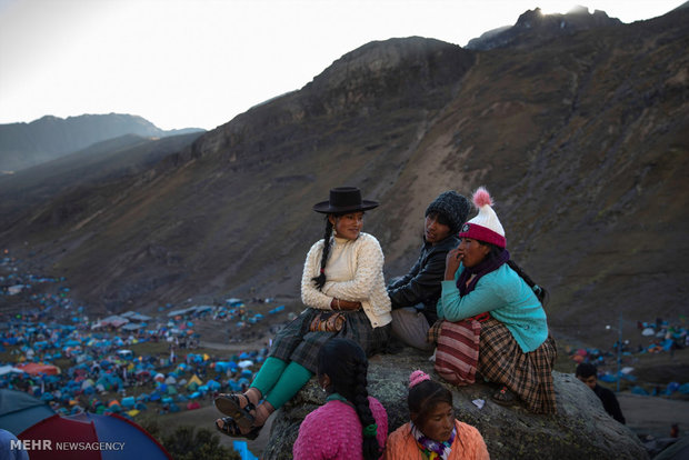 """Peru'da """"Kar ve Yıldız"""" festivali"""
