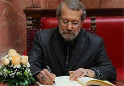 Larijani sends message to 11th World Zoroastrian Congress