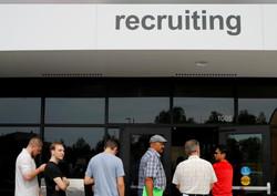 بیکاری در امریکا افزایش یافت/وضعیت ناامیدکننده دستمزدها