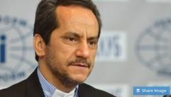 Iranian envoy urges Ukraine to react to U.S. 'unilateralism'