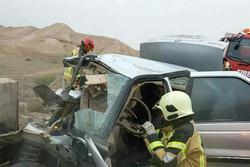 تصادفات درون شهری در ارومیه ۲۲ درصد کاهش یافت