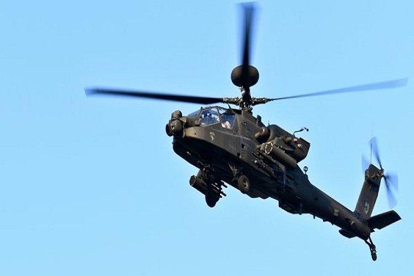 Yemen ordusu Suudilere ait Apaçi helikopteri düşürdü