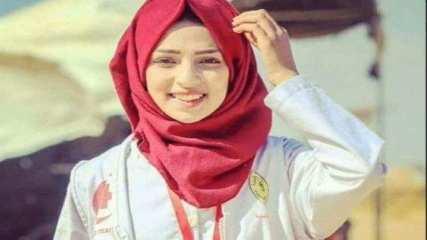 وزارة الصحة الفلسطينية تروي حيثيات استشهاد  المسعفة رزان النجار