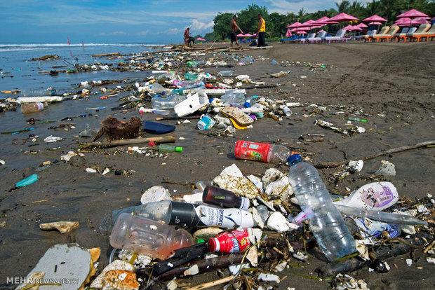 زباله های پلاستیکی