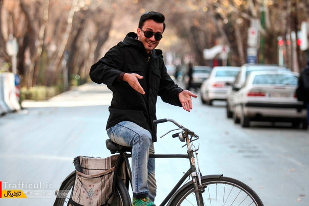 'Automotive cities, barriers to cycling in Iran'