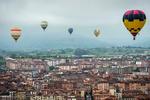 جشنواره بالون در اسپانیا