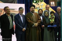 الحفل الختامي من مهرجان مسرح خرداد الشعبي / صور