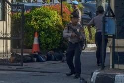 تیراندازی در فرودگاهی در اندونزی ۳ کشته و ۲ زخمی درپی داشت