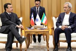 تشکیل کمیته مشترک بازرگانی ایران و شیلی