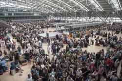Hamburg Havalimanı'nda elektrik kesintisi