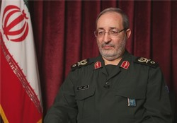 IRGC comdr rejects claims of Iran forces withdrawal from Syria