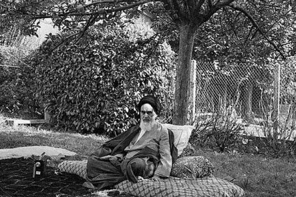 روایتی داستانی از باورهای روحالله(ره)/ راز آن درخت سیب