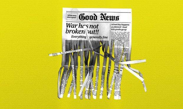 چرا در محاصره اخبار بد هستیم؟