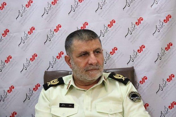 بوشهر رتبه آخر کشور در زمینه شرارت/ سرقت بانک و طلافروشی نداشتیم