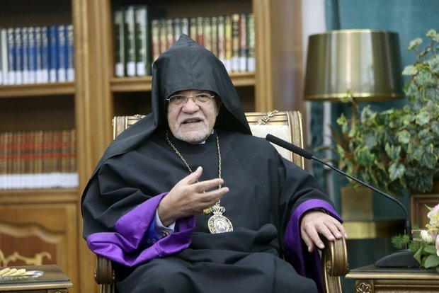 Archbishop: Imam Khomeini always stressed freedom of religious minorities
