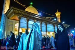 مراسم احیای شب نوزدهم ماه رمضان در شیراز