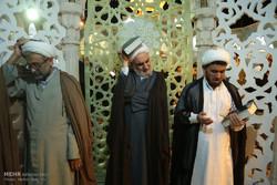 مراسم احیای شب نوزدهم ماه رمضان در قم