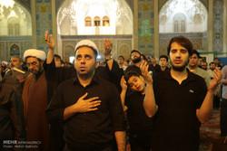 قم میں انیسویں رمضان کی شب میں عبادت اور دعا