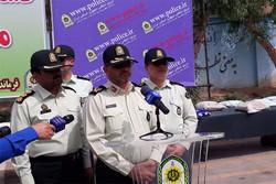 آمادگی پلیس شرق تهران در برقراری نظم و امنیت مراسم شبهای قدر