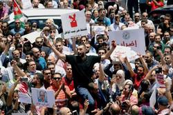 اعتراضات اردن