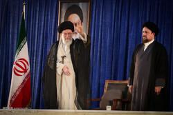 مراسم بیست و نهمین سالگرد ارتحال بنیانگذار کبیر انقلاب اسلامی - ۲