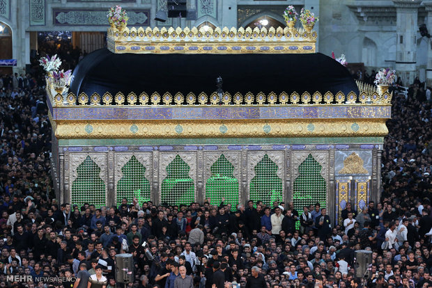 29th demise anniversary of Imam Khomeini (RA) observed