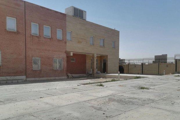 پایداری مشکلات در ساختمان پزشکی قانونی شاهرود/ نواقص رفع نشده است