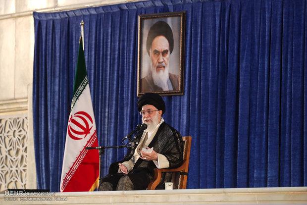 مراسم إحياء الذكرى السنوية التاسعة والعشرين لرحيل مؤسس الجمهورية الاسلامية الايرانية، الامام الخميني (رض)