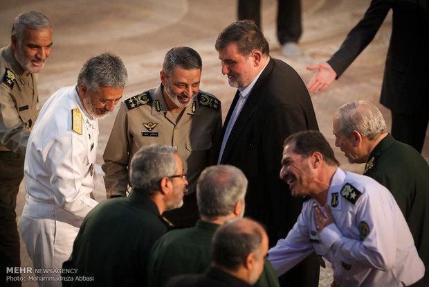 مراسم بیست و نهمین سالگرد ارتحال بنیانگذار کبیر انقلاب اسلامی
