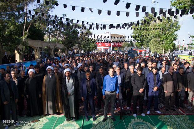 29th demise anniversary of Imam Khomeini (RA) observed in Khomein