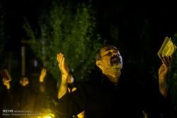 مراسم احیای شب قدر در شهرستان سلسله برگزار شد