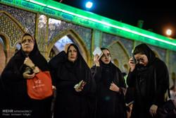 مراسم احیای شب بیست و یکم ماه رمضان در تهران -۵