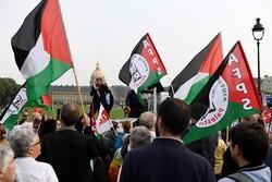فرانسه فلسطین