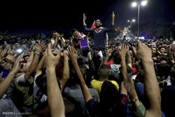 تظاهرات ضد دولتی در اردن
