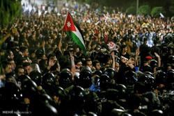 Fotoğraf: Ürdün'de hükümet karşıtı gösteriler devam ediyor